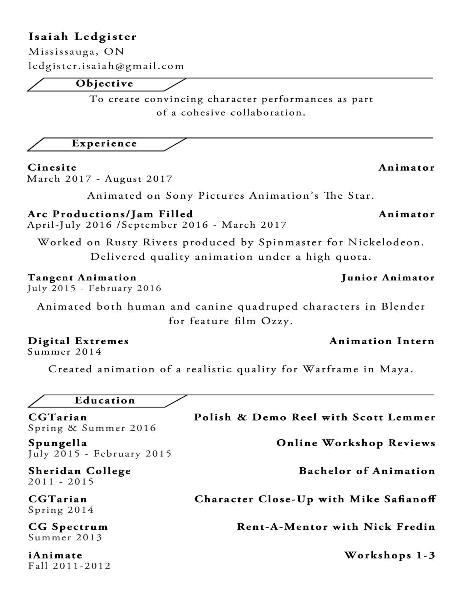Sheridan College Resume Help. 25 best sheridan college ideas on ...